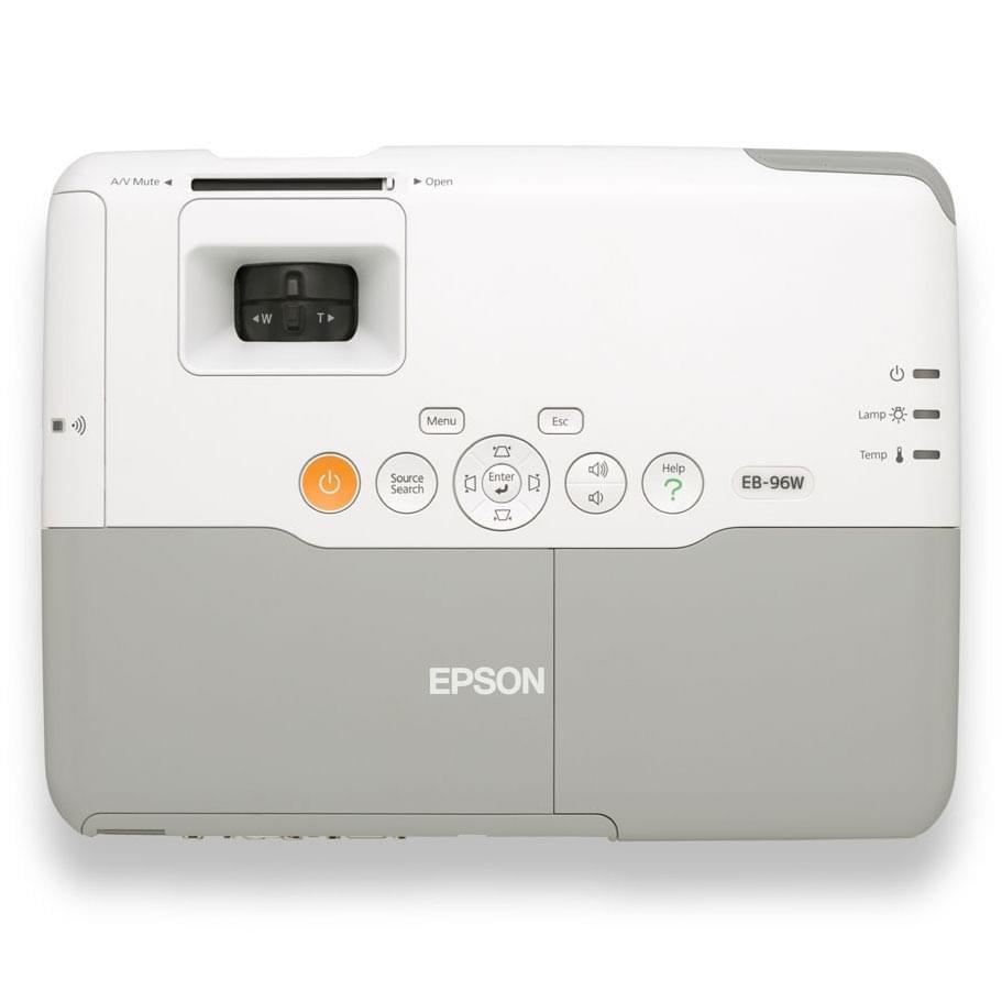 Epson EB-96W (V11H384040) - Achat / Vente Vidéoprojecteur sur Cybertek.fr - 0