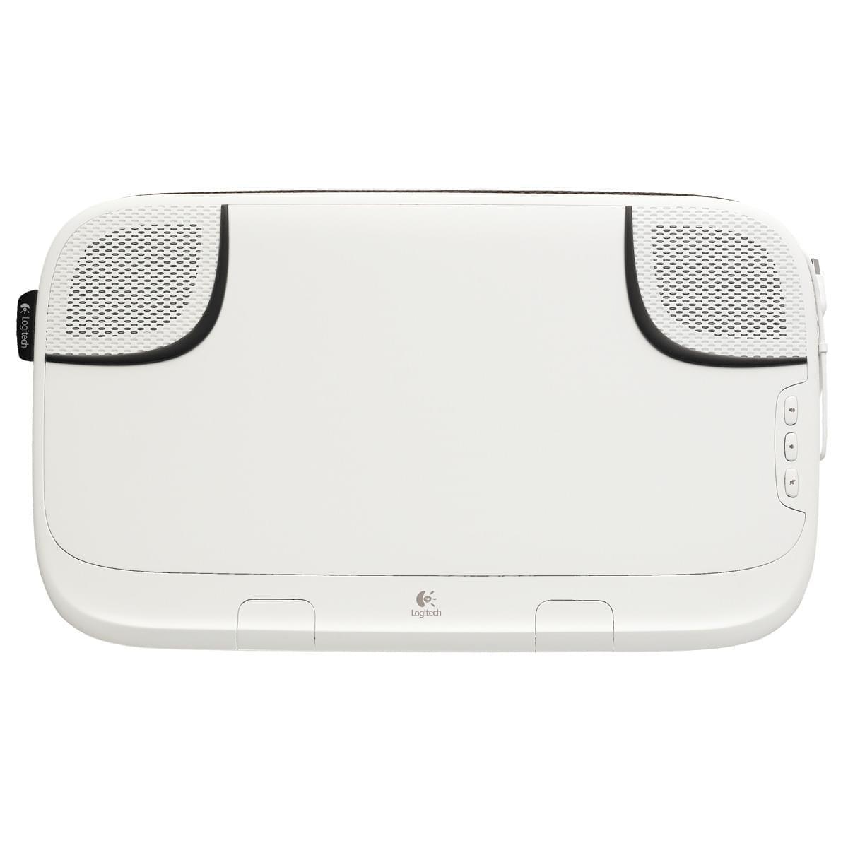 Logitech Speaker Lapdesk N550 (939-000321 soldé) - Achat / Vente Accessoire PC portable sur Cybertek.fr - 0