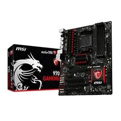 MSI Carte Mère 970 Gaming - 970/AM3+/DDR3/mATX Cybertek