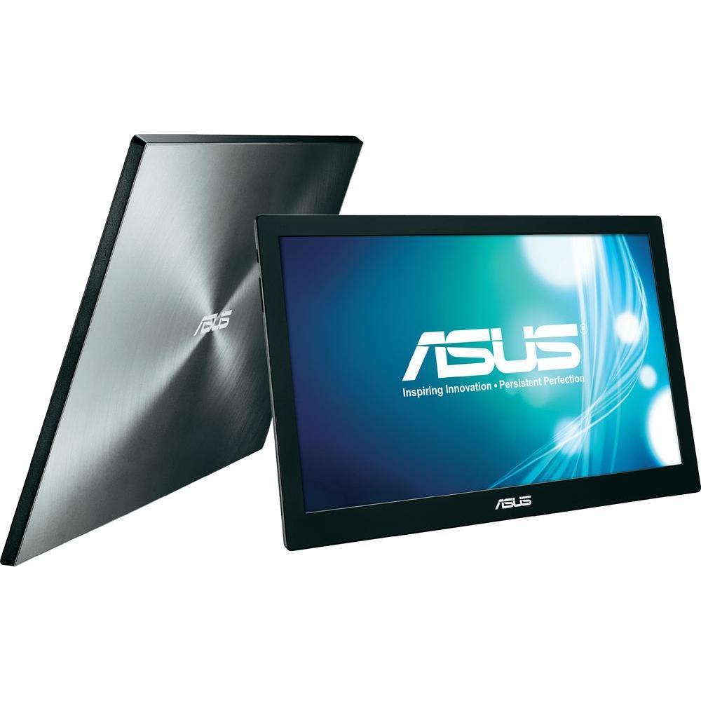 Asus MB168B (90LM00I0-B01170) - Achat / Vente Ecran PC sur Cybertek.fr - 1