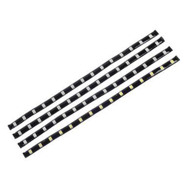 Silverstone Eclairage LED Blanc pour PC - LS01W - Accessoire boîtier - 1