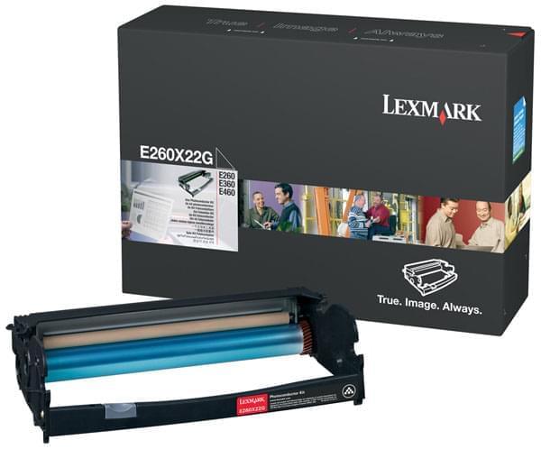 Lexmark Kit photoconducteur 30000 Pages (E260X22G) - Achat / Vente Accessoire Imprimante sur Cybertek.fr - 0