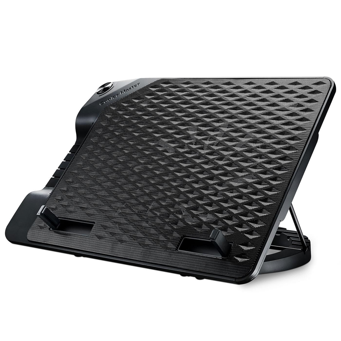 Cooler Master Notepal Ergostand III (R9-NBS-E32K-GP) - Achat / Vente Accessoire PC portable sur Cybertek.fr - 0