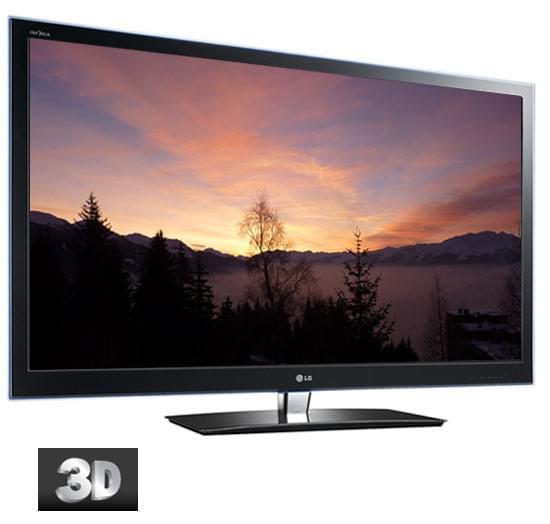 """LG 42LW4500 3D - 42"""" (107cm) LED+LD  HDTV 1080P - TV LG - 0"""