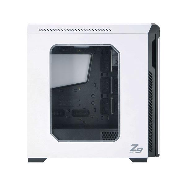 Zalman Z9 NEO White - Boîtier PC Aluminium - Sans Alim - 3