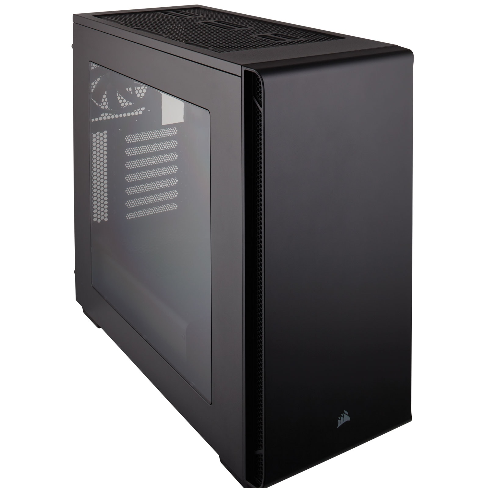 Corsair Carbide 270R Windowed CC-9011105-WW -MT/S.Alim/ATX Noir - Boîtier PC - 4