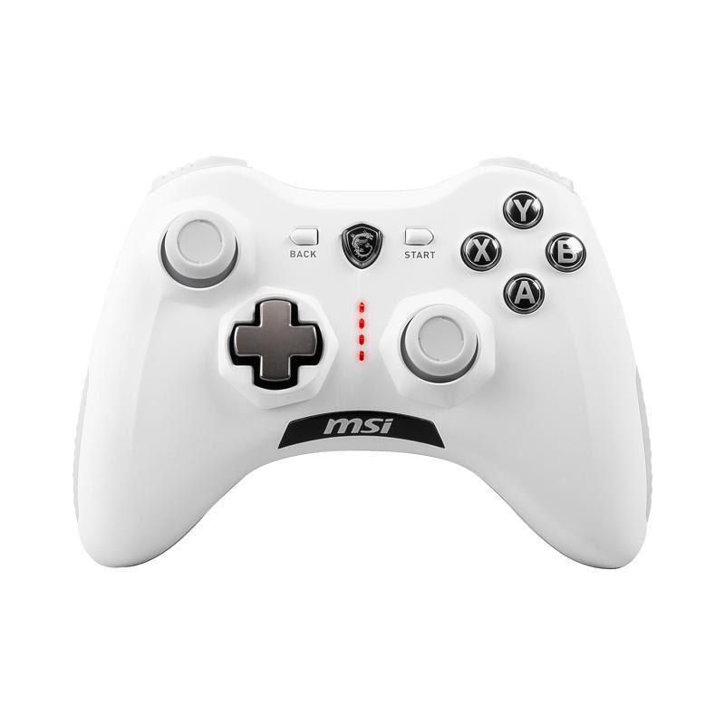 MSI Force GC30 Gaming Controller V2 White - Périphérique de jeu - 0