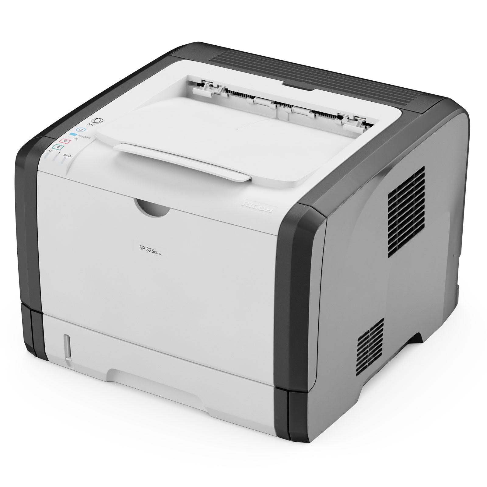 Imprimante Ricoh SP 325DNw (Laser monochrome/Reseau/WiFi/28ppm) - 1