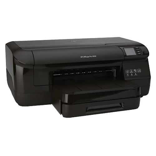 Imprimante jet d'encre couleur HP 4800x1200 dpi- OfficeJet Pro 8100 - 0