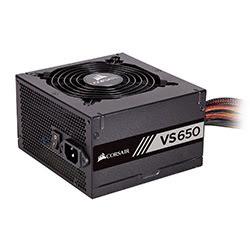 image produit Corsair ATX 650W - VS650 80+ - CP-9020172-EU Cybertek