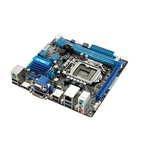 Asus P8H61-I Mini-ITX DDR3 - Carte mère Asus - Cybertek.fr - 0