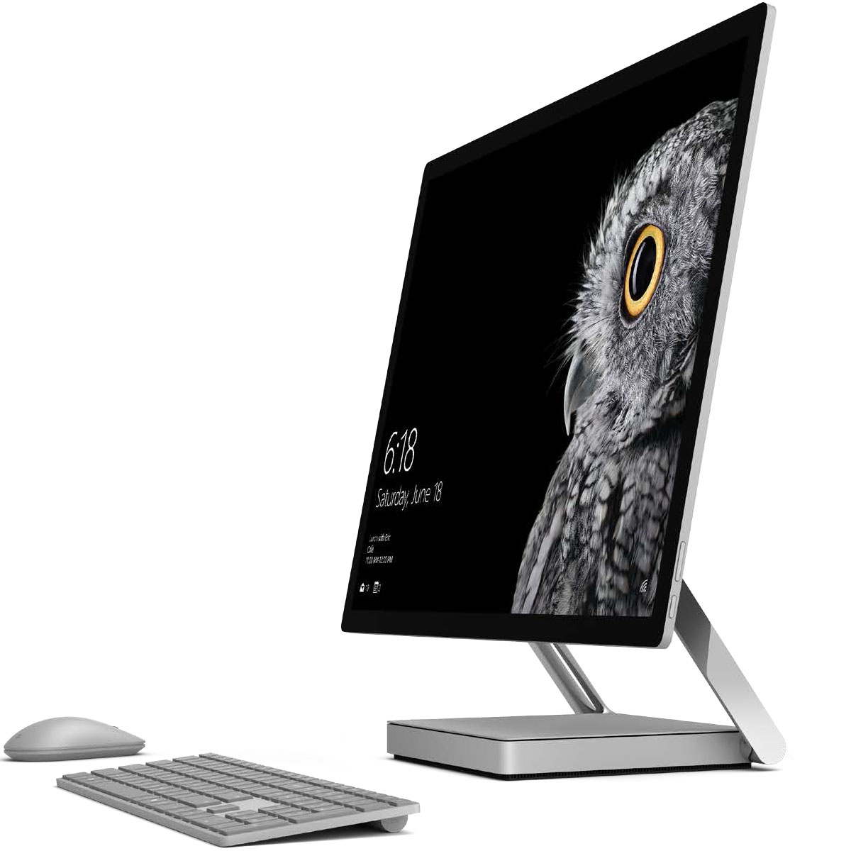 Microsoft Surface Studio - All-In-One PC Microsoft - Cybertek.fr - 5