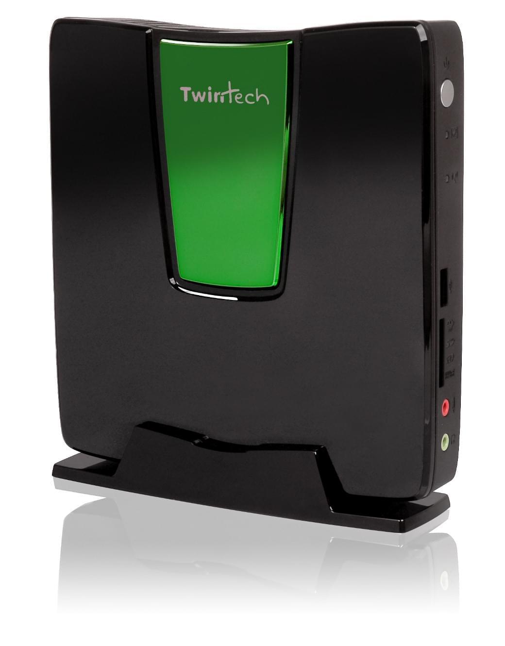 Twintech TwinBox HL-N3G - Achat / Vente Barebone et Mini-PC sur Cybertek.fr - 0