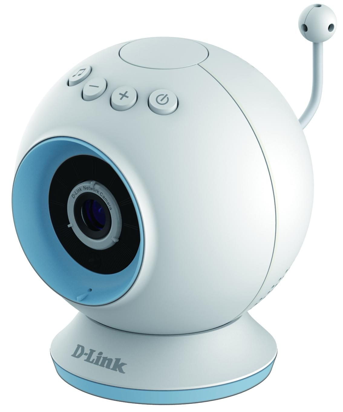 D-Link DCS-825L EyeOn Baby Wifi - Caméra / Webcam - Cybertek.fr - 0