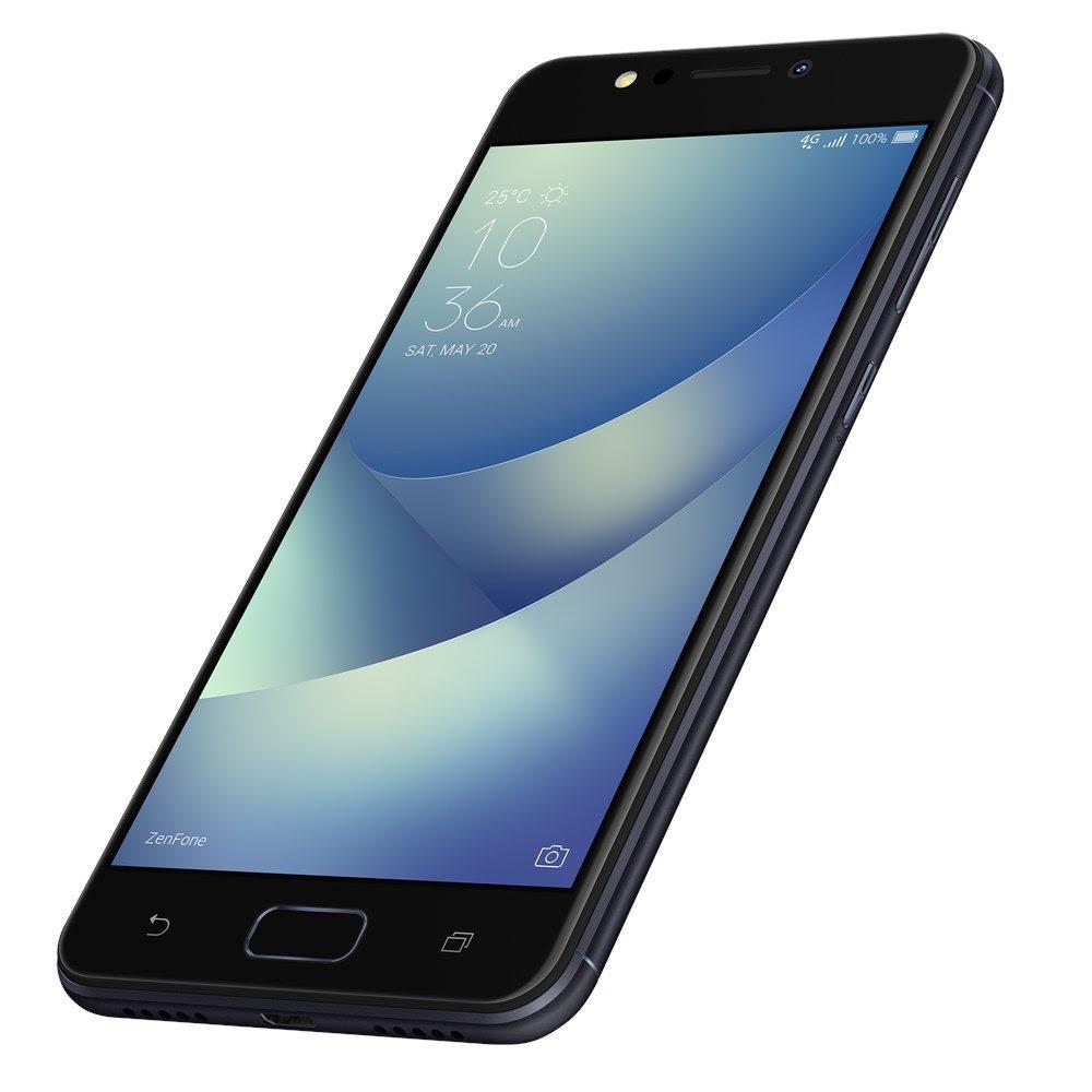 Asus ZenFone 4 MAX ZC520KL 32Go Black - Téléphonie Asus - 4