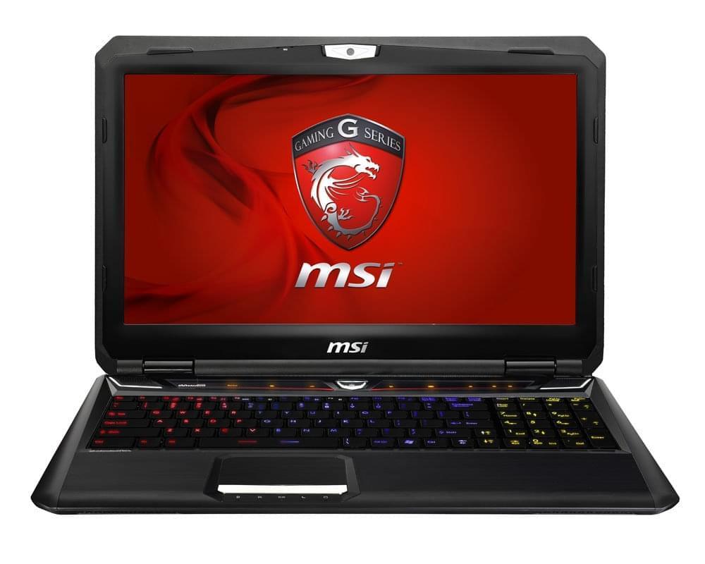 MSI GT60 0ND-099 (GT60 0ND-099FR) - Achat / Vente PC Portable sur Cybertek.fr - 0