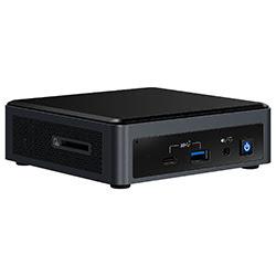 image produit Intel NUC NUC10I7FNK - i7-10710U/SO-DDR4/M.2/HDMI Cybertek