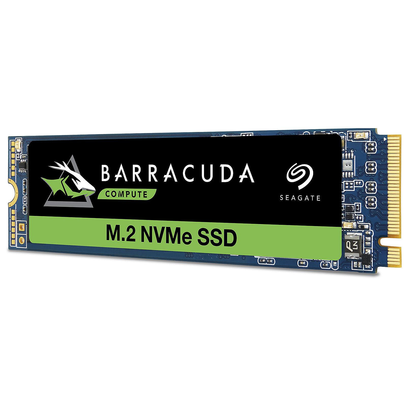 Seagate ZP256CM30041 240-275Go M.2 - Disque SSD Seagate - 0