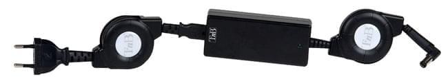 T'nB Adapt. secteur Notebook 65W câbles rétractables (CHNB19V1 soldé) - Achat / Vente Accessoire PC portable sur Cybertek.fr - 0