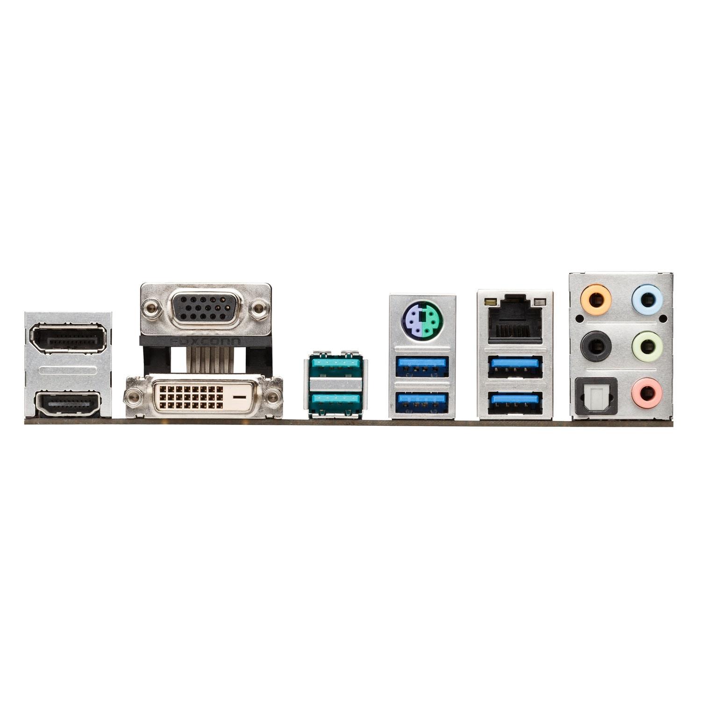Asus Z97-A/USB3.1 (90MB0L60-M0EAY0 soldé) - Achat / Vente Carte Mère sur Cybertek.fr - 3