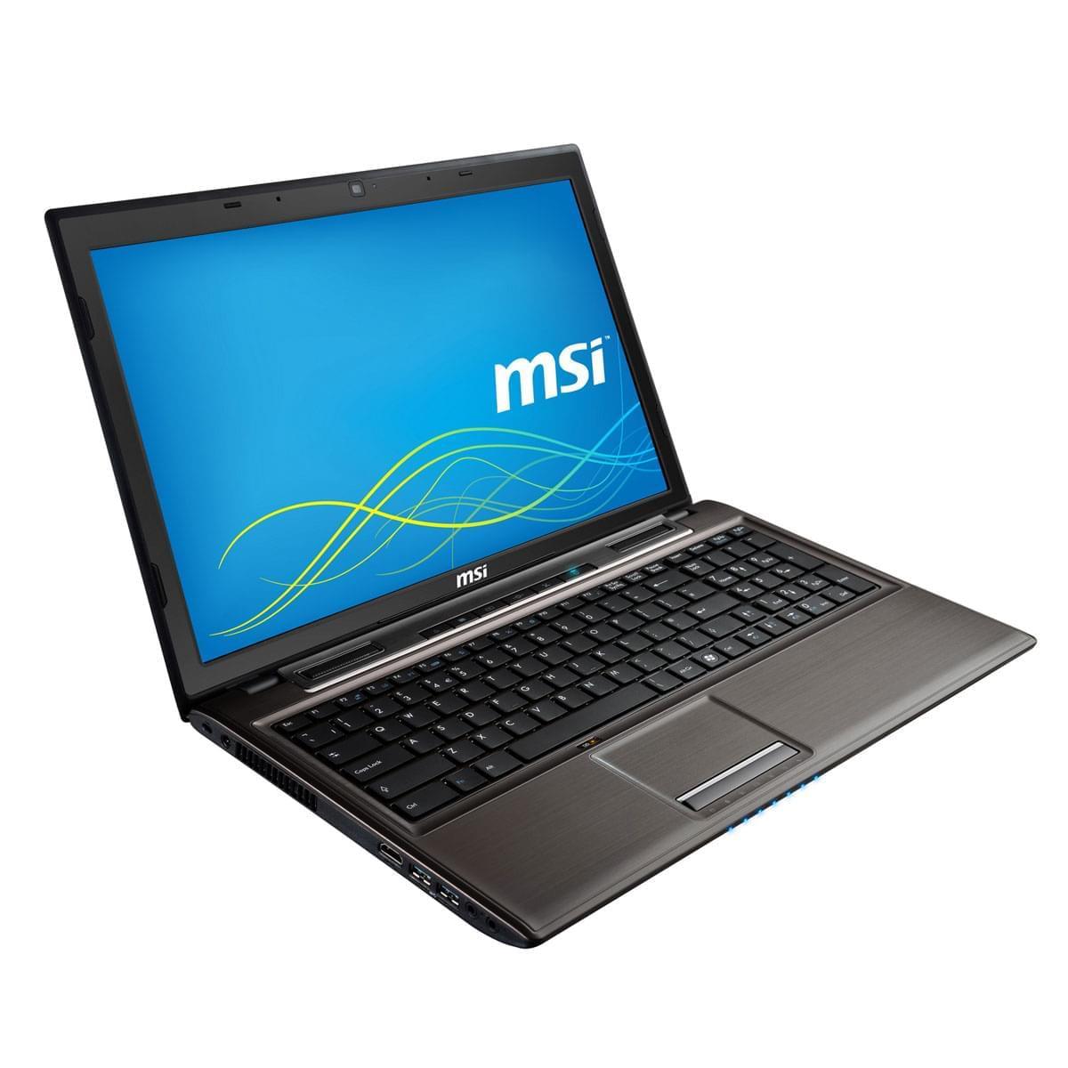MSI CX61 0NC-057FR (9S7-16GB11-057) - Achat / Vente PC portable sur Cybertek.fr - 0