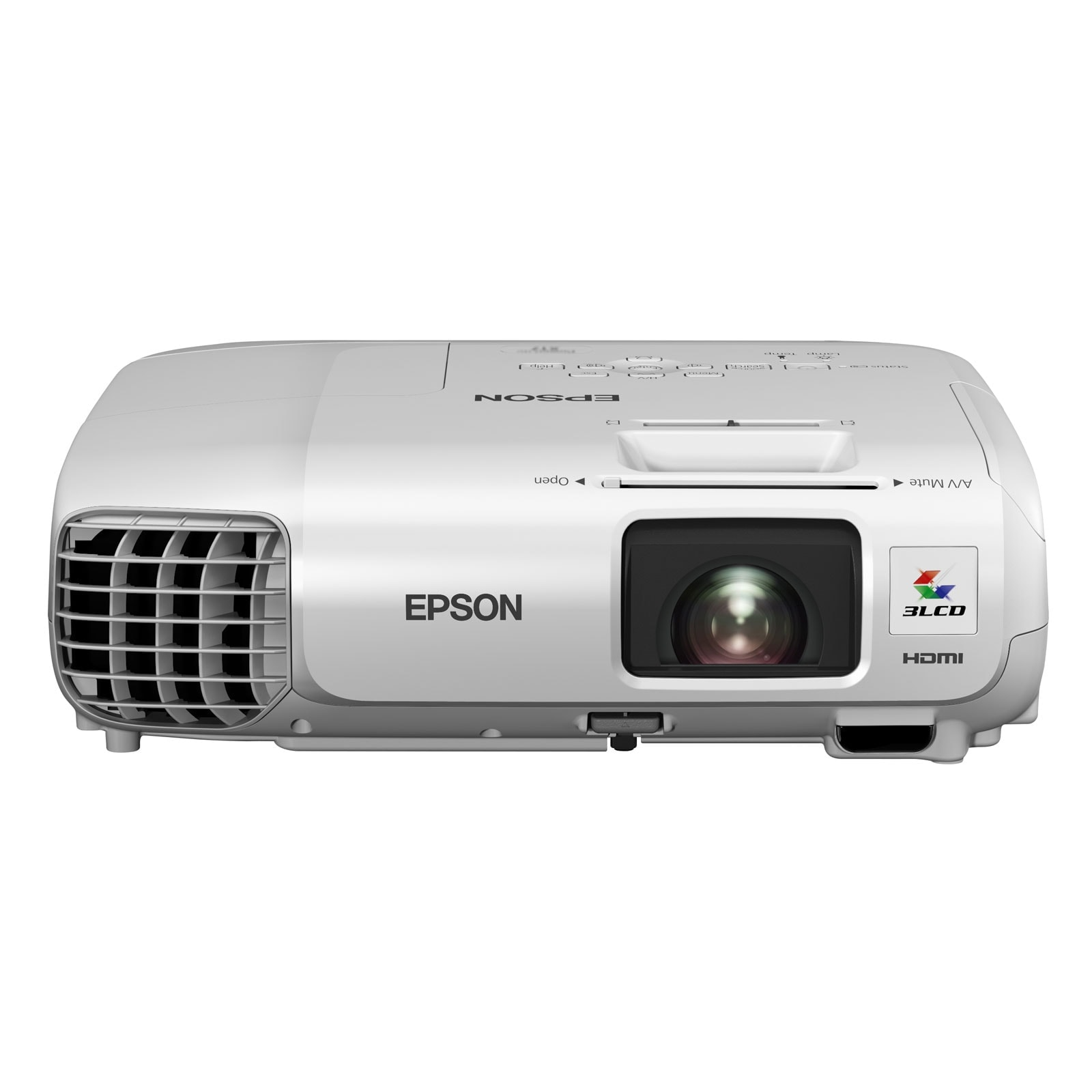 Epson EB-X27 (V11H692040) - Achat / Vente Vidéoprojecteur sur Cybertek.fr - 0