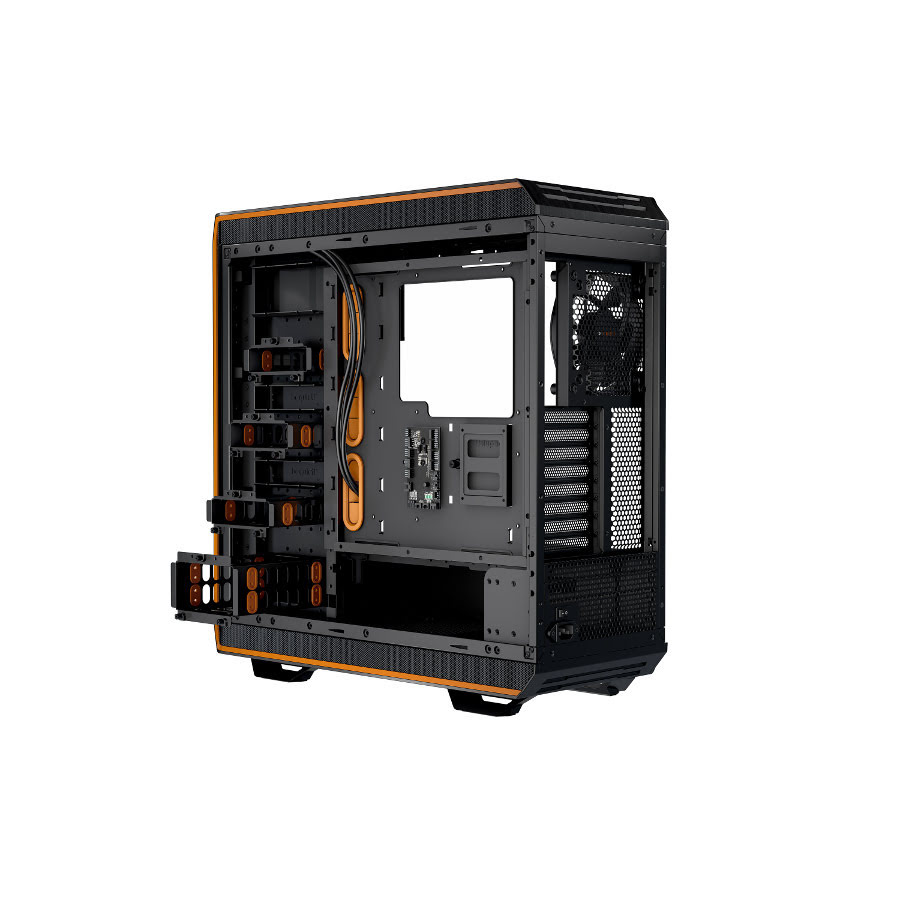 Be Quiet! Dark Base Pro 900 Orange V2 Orange - Boîtier PC - 5