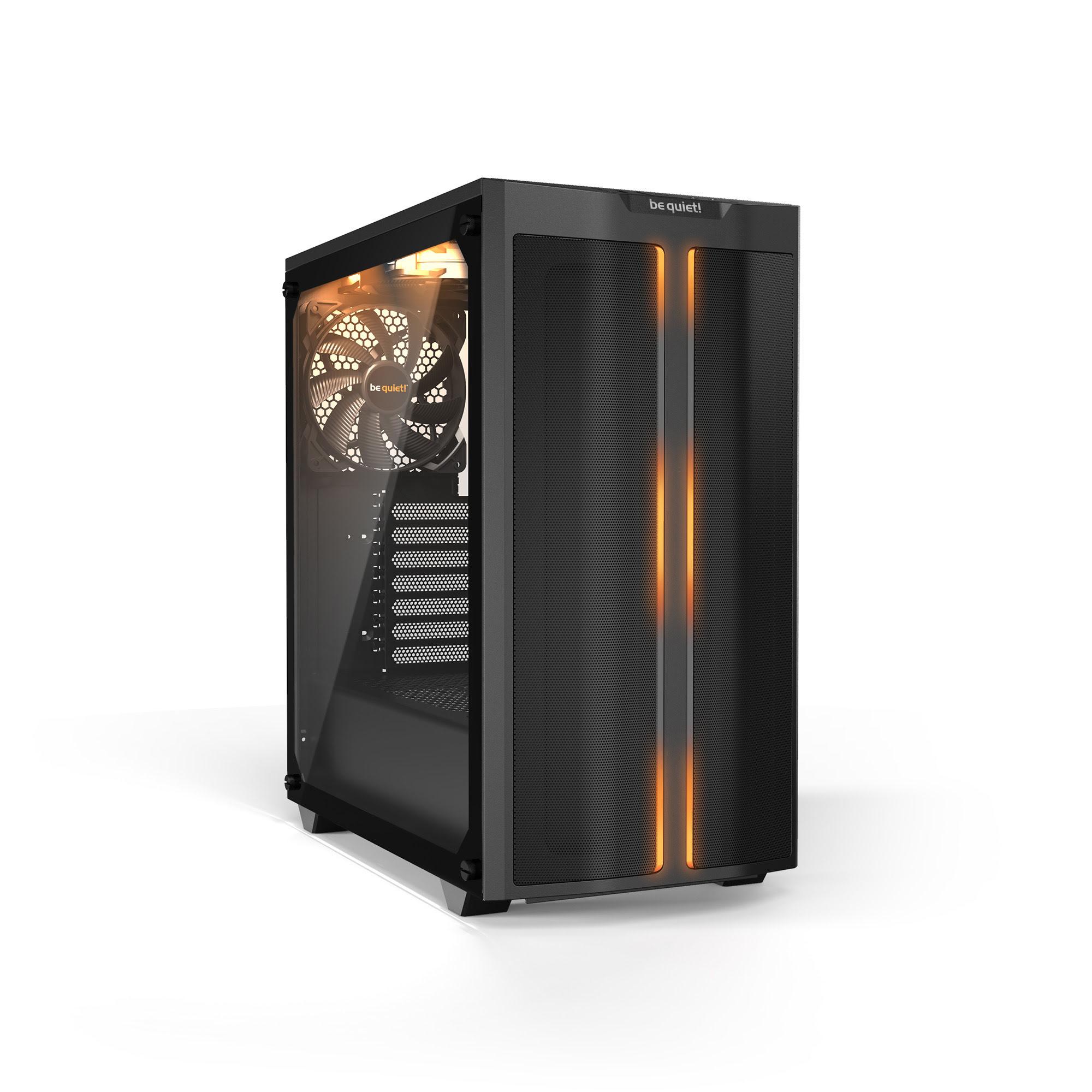 Be Quiet! Pure Base 500DX Black BGW37 Noir - Boîtier PC Be Quiet! - 0