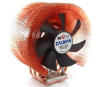 Zalman CNPS9500 AT SK 775 (CNPS9500 AT soldé) - Achat / Vente Ventilateur sur Cybertek.fr - 0