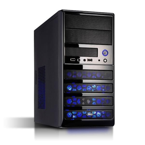 Advance EVO Black 6123B0 (6123B0 fdv) - Achat / Vente Boîtier PC sur Cybertek.fr - 0