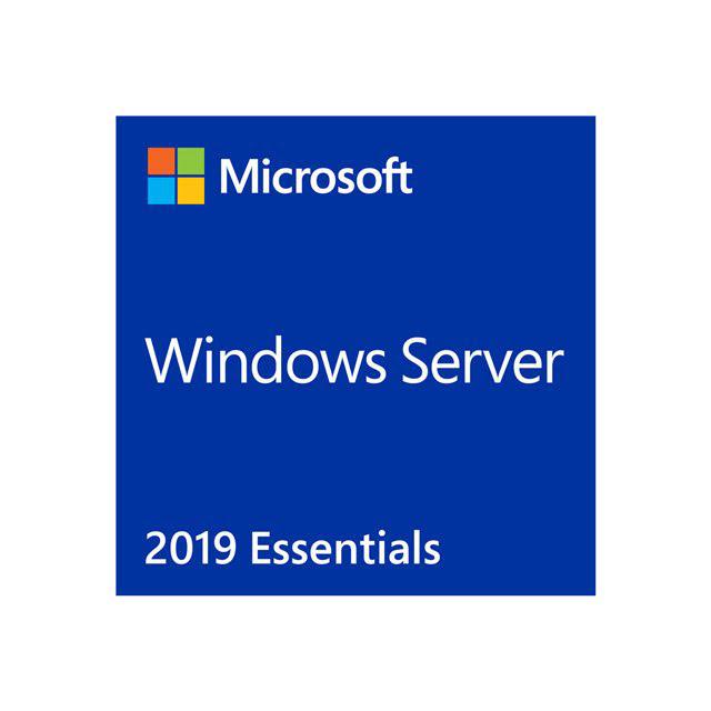 Microsoft Windows Server Essentials 2019 - 2 CPU/COEM - Logiciel système exploitation - 0