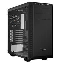 image produit Be Quiet! Pure Base 600 Black Window BGW21 - mT/Ss. Alim/ATX Cybertek