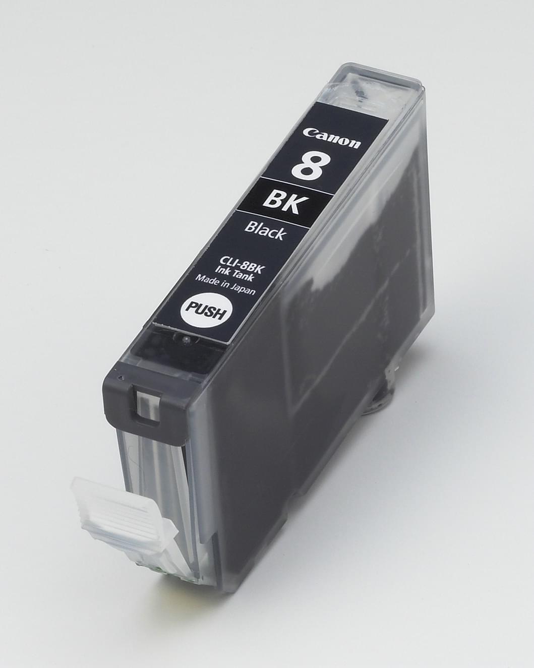Cartouche CLI-8BK - 0620B001 pour imprimante Jet d'encre Canon - 0