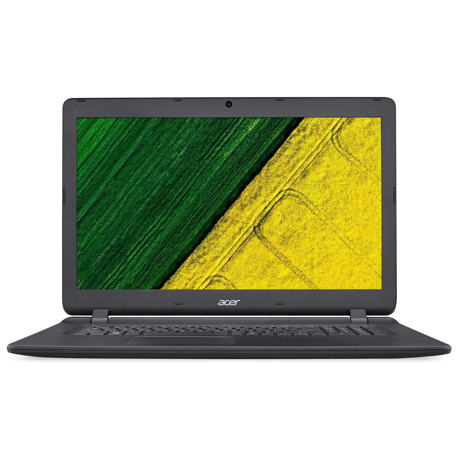 Acer Aspire ES 17 ES1-732-P6XT (NX.GH4EF.007) - Achat / Vente PC portable sur Cybertek.fr - 0