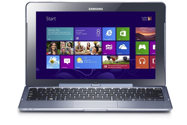 """Samsung ATIVTAB 5 XE500T1C-K01FR -CT/2Go/64Go/11.6""""/W8 (XE500T1C-K01FR soldé) - Achat / Vente Tablette tactile sur Cybertek.fr - 0"""