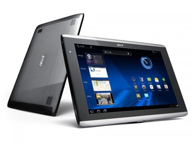 Acer A511 16Go Argent (HT.H9AEF.001) - Achat / Vente Tablette Tactile sur Cybertek.fr - 0