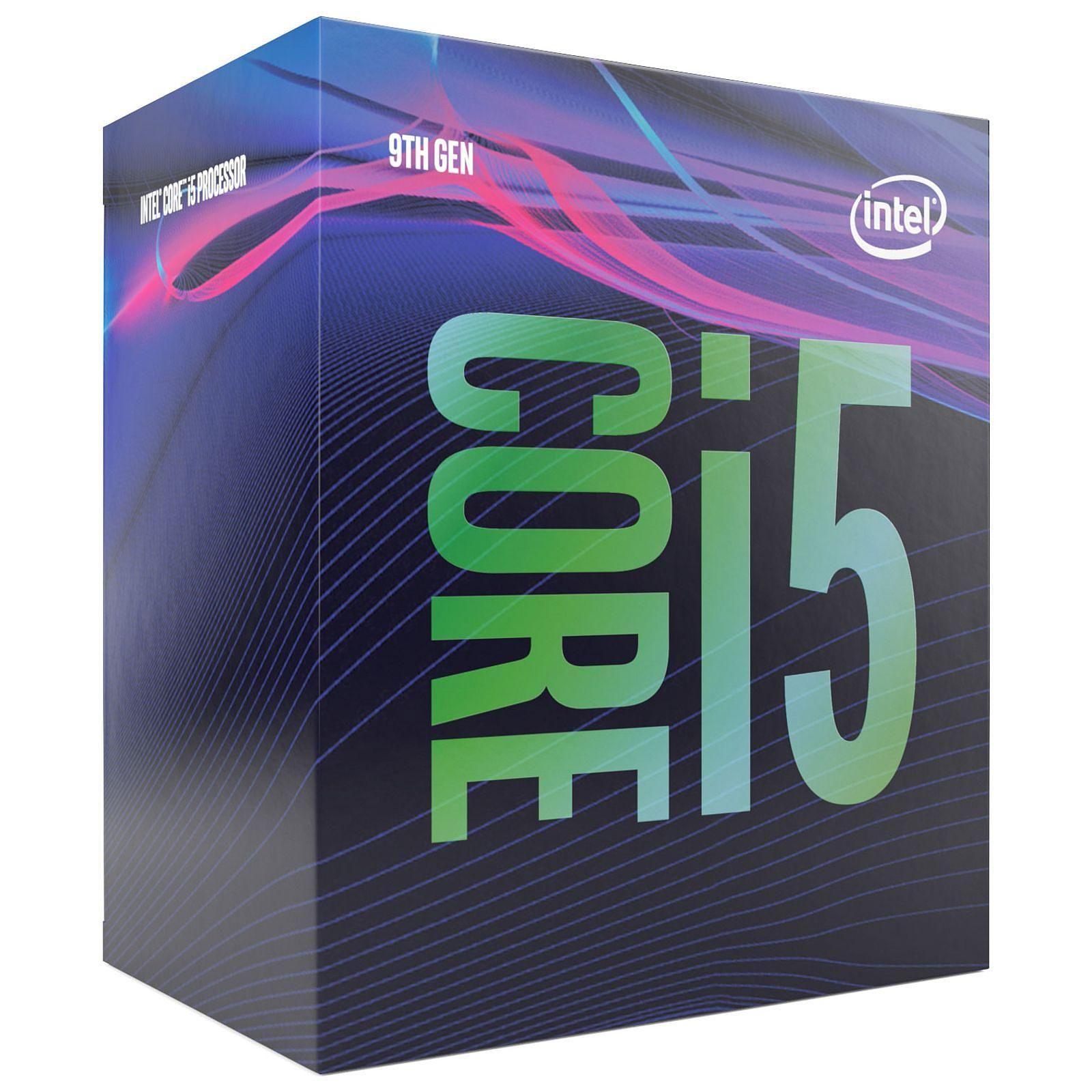 Intel Core i5-9400 - 2.9GHz - Processeur Intel - Cybertek.fr - 0