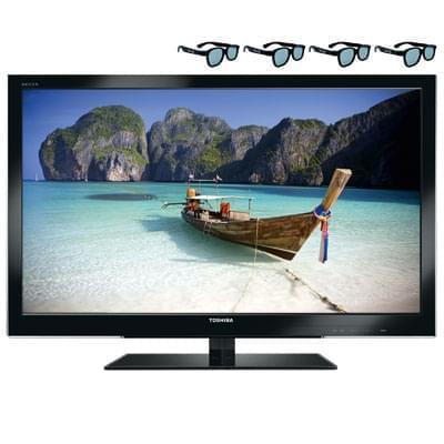 """Toshiba 42VL863F 3D Polarisée -42"""" (107cm) LED HDTV 1080p (42VL863F soldé) - Achat / Vente TV sur Cybertek.fr - 0"""