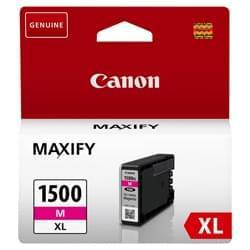 image produit Canon Cartouche PGI-1500XL Magenta - 9194B001 Cybertek