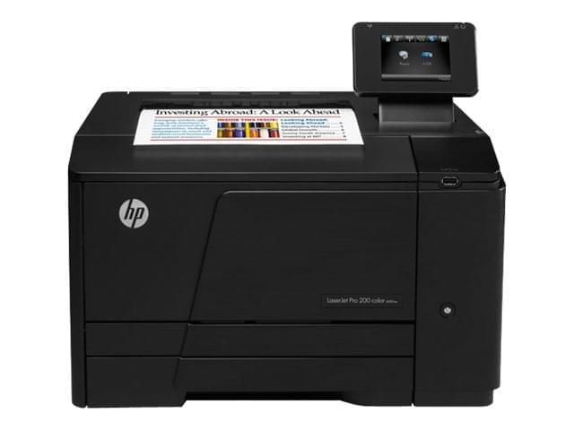 HP LaserJet Pro 200 Color M251n (CF146A#B19) - Achat / Vente Imprimante sur Cybertek.fr - 0