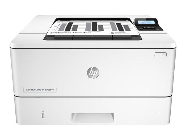 Imprimante HP LaserJet Pro M402dne - Cybertek.fr - 4