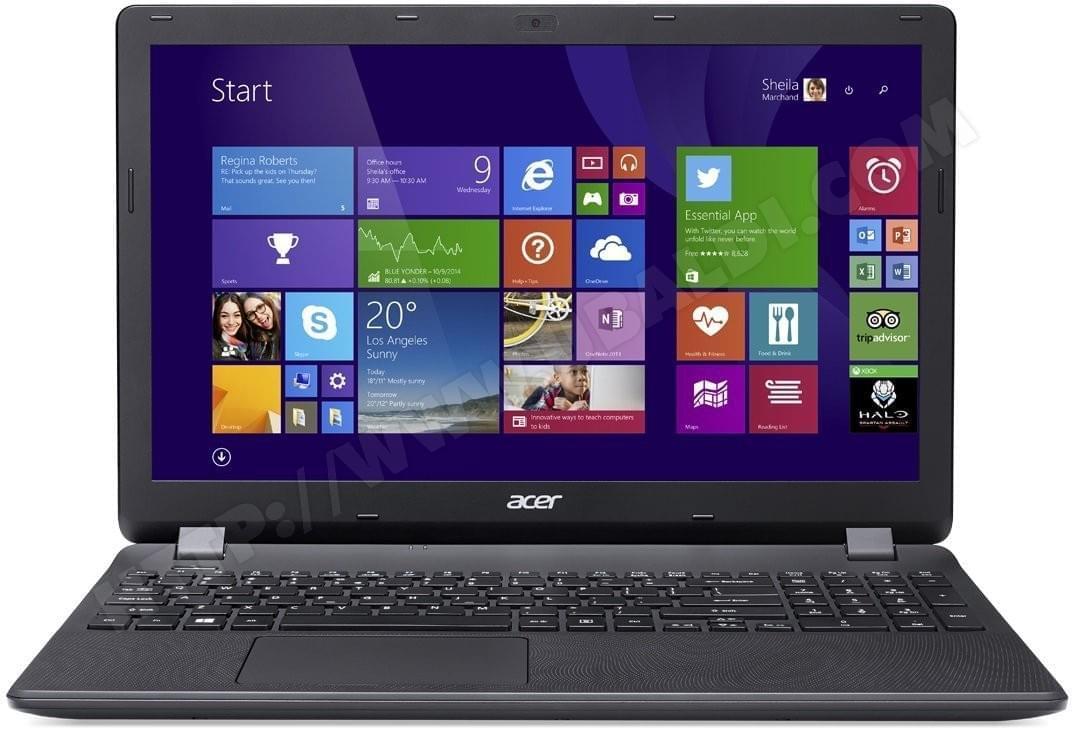 Acer ES1-531-P1Q5 (NX.MZ8EF.001) - Achat / Vente PC Portable sur Cybertek.fr - 0