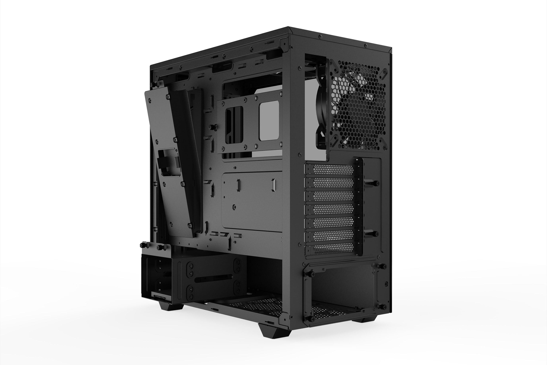 Be Quiet! Pure Base 500DX Black BGW37 Noir - Boîtier PC Be Quiet! - 2