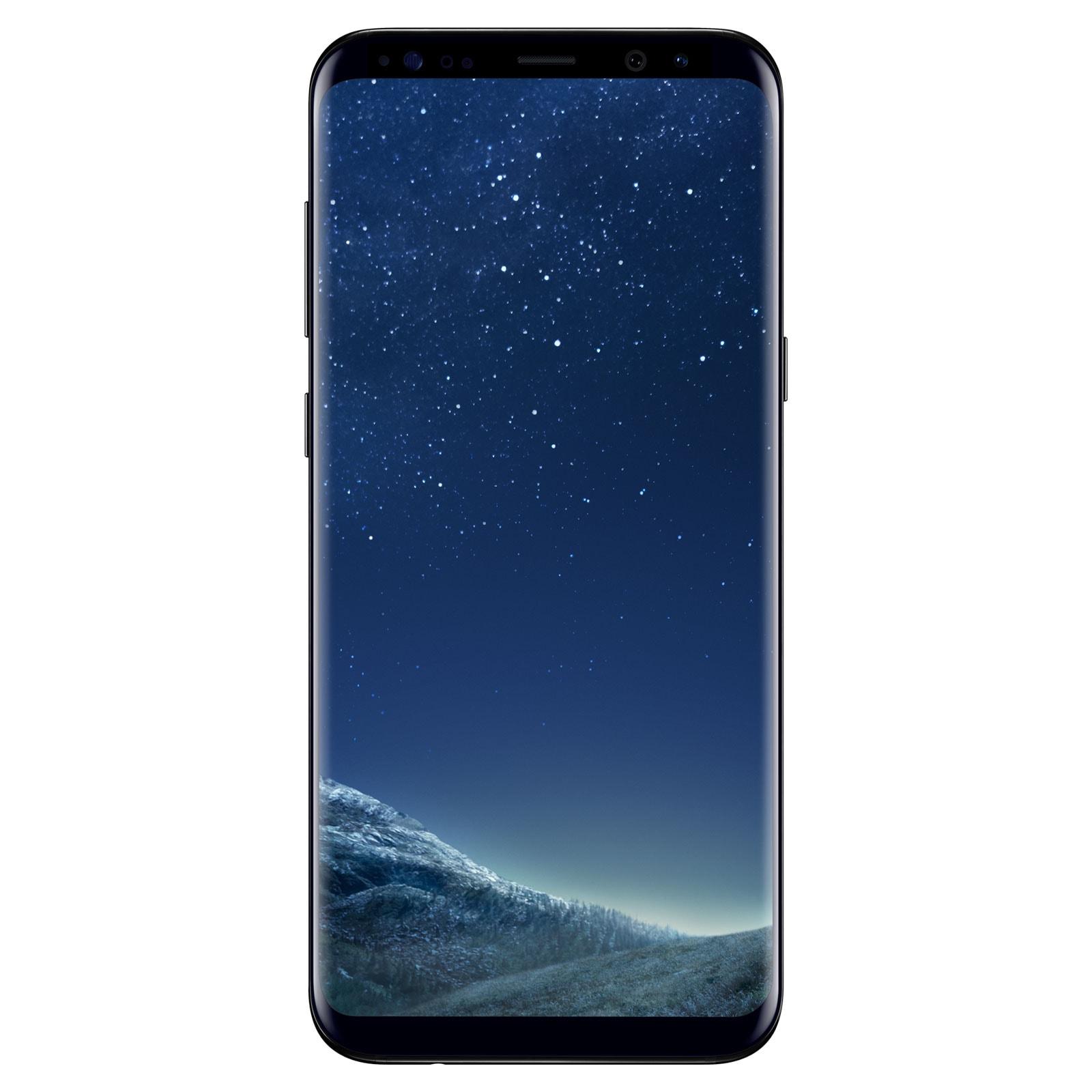 Samsung Galaxy S8+ 64Go G955 Black - Téléphonie Samsung - 0