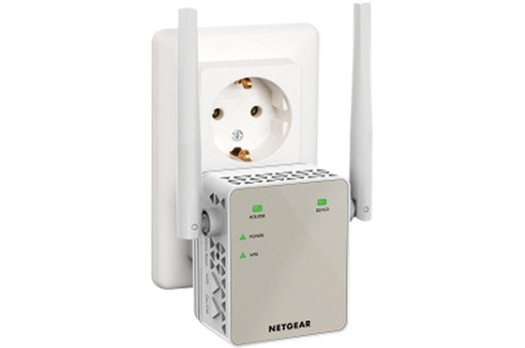 Netgear EX6120 (EX6120-100PES) - Achat / Vente Point d'accès et Répéteur WiFi sur Cybertek.fr - 0