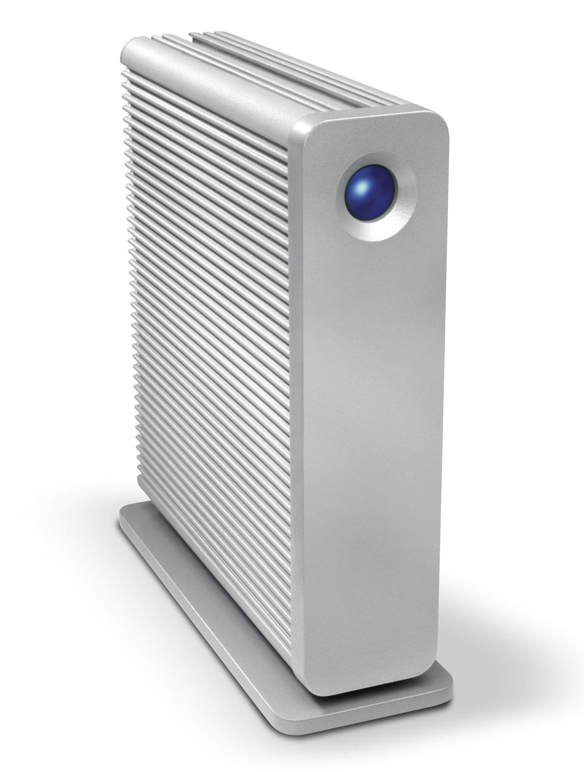 LaCie D2 Network 2 - Disque dur externe LaCie - Cybertek.fr - 0
