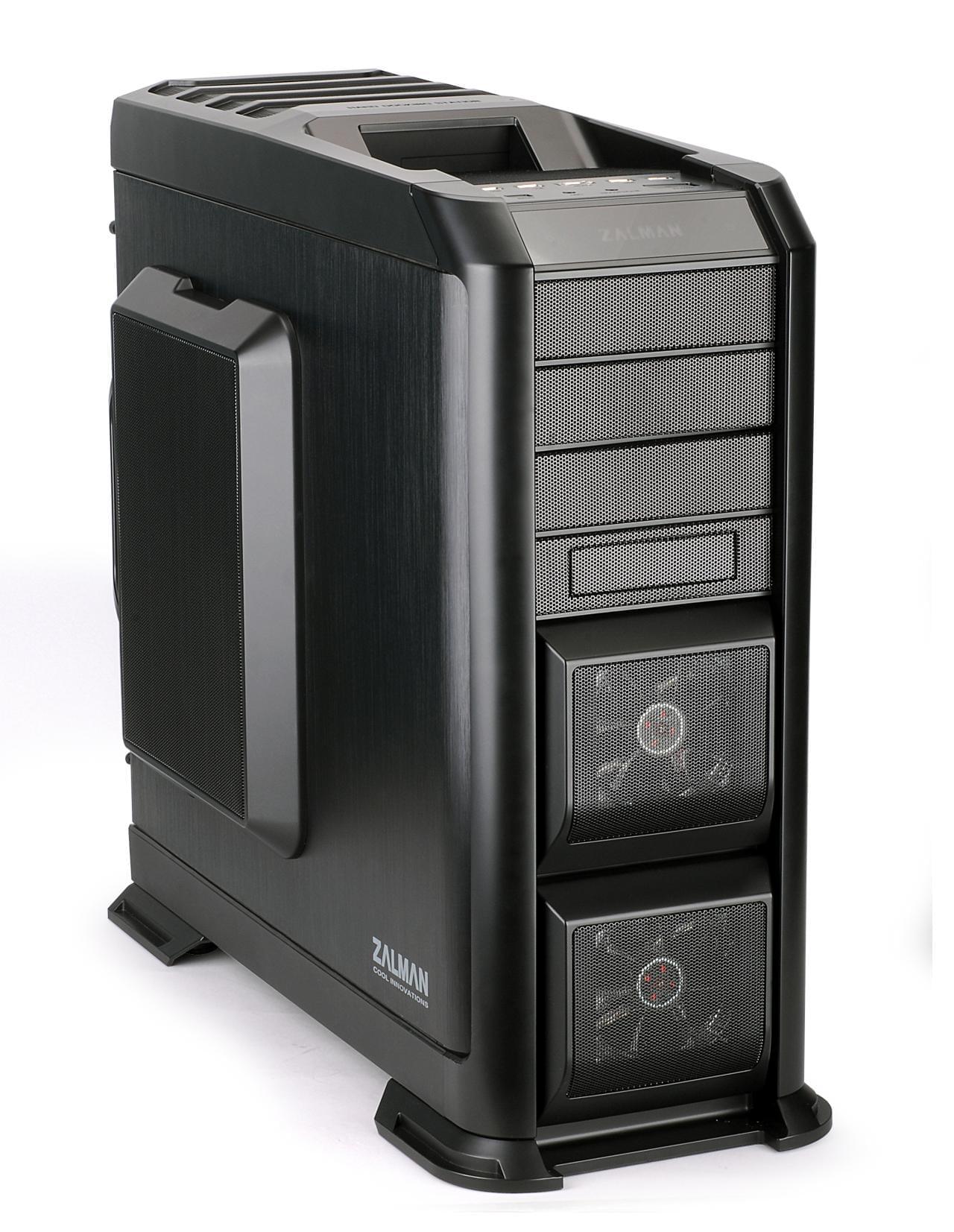 Zalman GS1200 (8809213762093) - Achat / Vente Boîtier PC sur Cybertek.fr - 0
