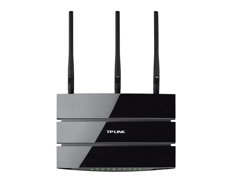 TP-Link ARCHER VR400 - WiFi AC1200/vDSL/ADSL2+ - Routeur TP-Link - 2