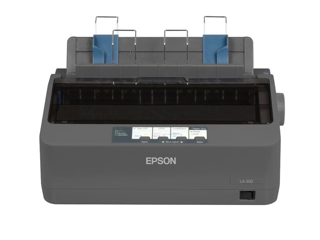 Epson LX 350 (matricielle) (C11CC24031) - Achat / Vente Imprimante sur Cybertek.fr - 0
