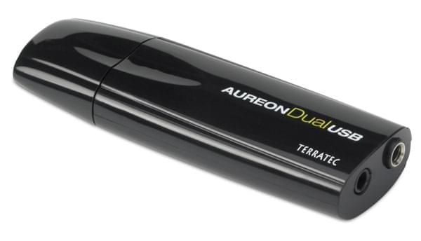 Carte son Terratec Aureon Dual USB